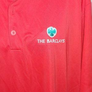 Nike Shirts - Men's NikeGolf Barclays shirt size XXL